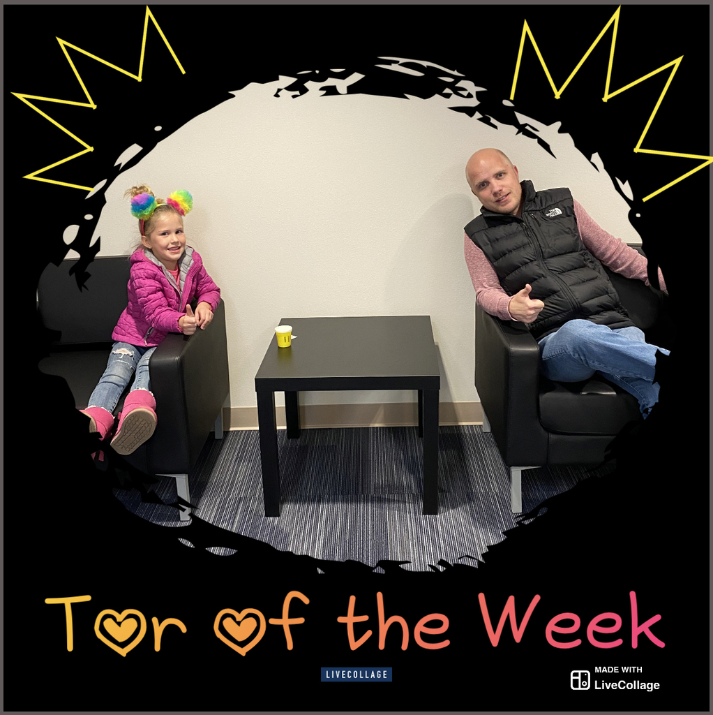 Tor of the week