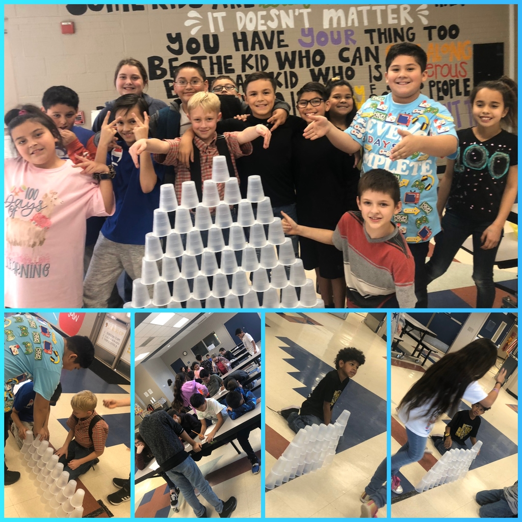 Cup Tower Challenge