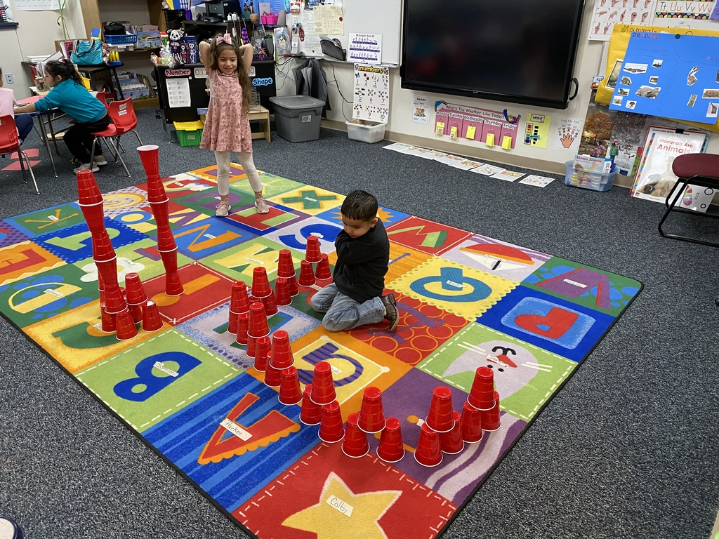 What can you build with 100 cups?