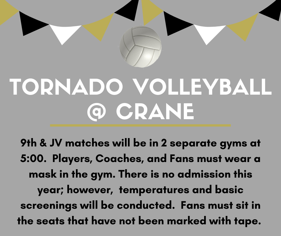 Tor Volleyball @ Crane